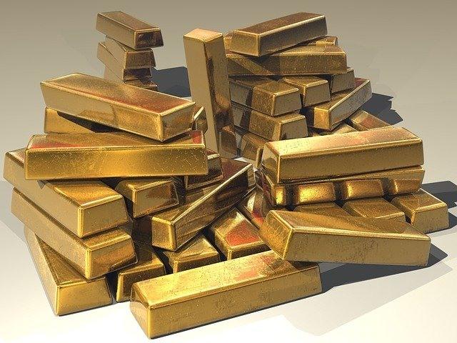 Vrednost zlata se spreminja