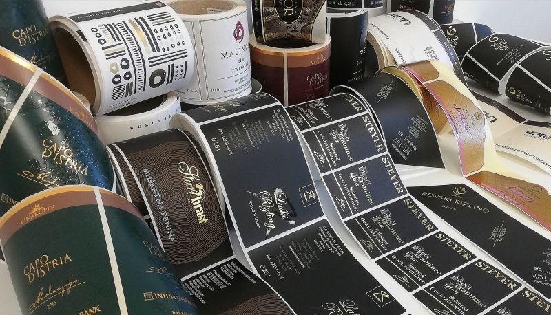 etikete po meri